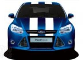 Ford Focus ST op Salon van Parijs