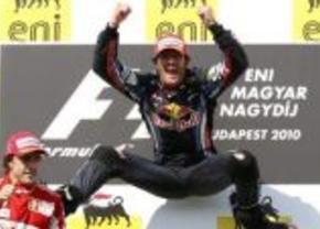 Webber GP Hongarije