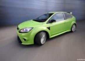 Focus RS naar Australië