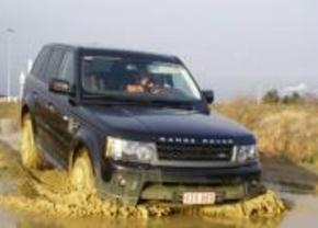 Range Rover Sport zvenzitter?
