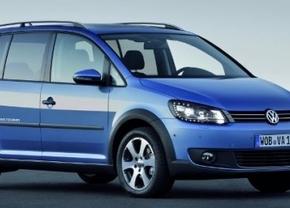 Officieel Volkswagen CrossTouran