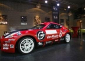 Nissan 370 GT Chris van Woensel