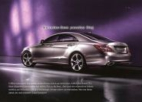 Gelekt: Mercedes CLS 2011