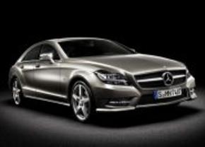 Mercedes CLS (2012)