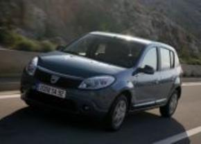 Automaat voor Dacia Sandero en Logan
