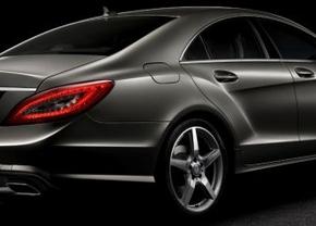 Officieel: Mercedes CLS 2012