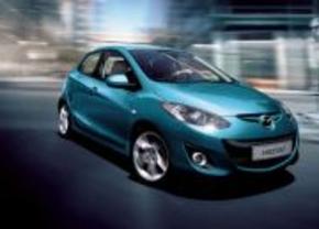 Facelift voor Mazda 2, nieuwe diesel voor Mazda 3 en Mazda 5