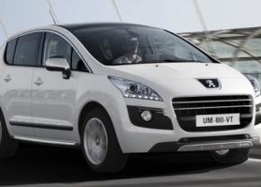 Officieel: Peugeot 3008 HYbrid4