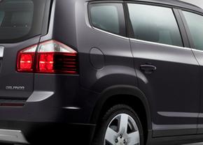 Officieel: Chevrolet Orlando