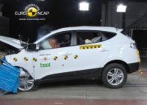 Resultaten nieuwe NCAP crash-tests