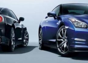 Nissan GT-R facelift 2012
