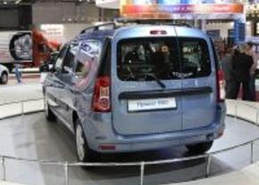 Dacia Logan MCV krijgt Lada-neefje