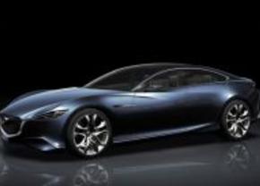 Mazda Shinari Concept toont nieuwe designrichting Mazda