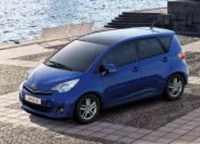 Ruime kleine: Toyota Verso-S