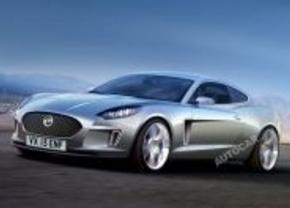 Jaguar Concept parijs 2010