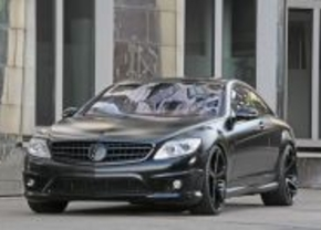Mercedes CL65 AMG Anderson