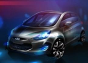 Hyundai ix 20 concept