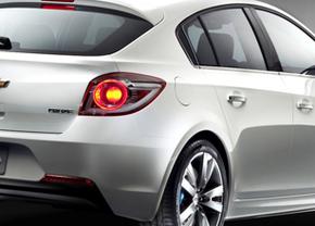 Officieel: Chevrolet Cruze hatchback