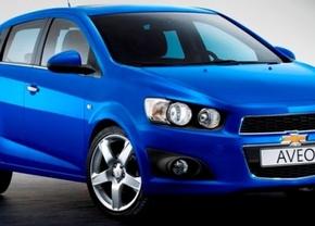 Officieel: Chevrolet Aveo vijfdeurs parijs 2010