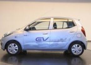 Hyundai i10 facelift 2010