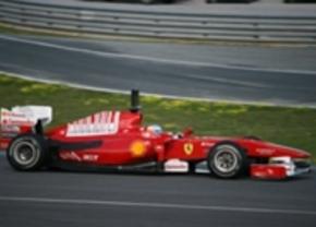 GP F1 Italië 2010
