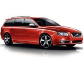 R-edition kit voor Volvo V70