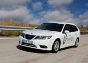 Elektrische Saab 9-3 ePower