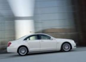 Downsizing voor Mercedes S-klasse