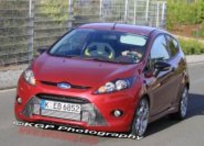 Spyshots: Ford Fiesta ST