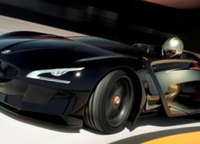 Vlijmscherp concept: Peugeot EX1