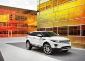 Officieel: Range Rover Evoque in Parijs (2010)