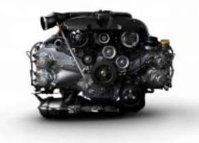 Boxermotor Subaru derde generatie