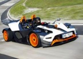 Meer poeier: KTM X-Bow R