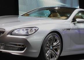BMW 6 concept