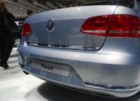 VW Passat Facelift 2010