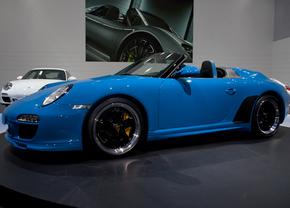 Porsche 911 Speedster 2010 Parijs