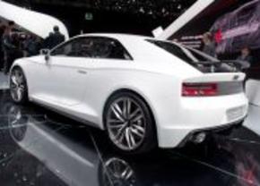Audi Quattro concept Parijs 2010