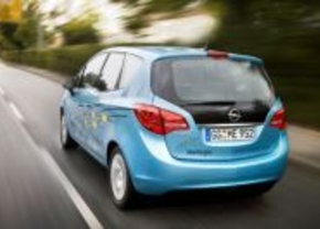Eerste details: Opel Meriva EV