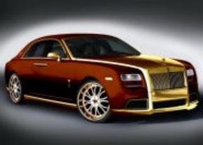 Diva: Fenice Milano doet de Rolls Royce Ghost