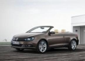 Volkswagen Eos facelift 2011