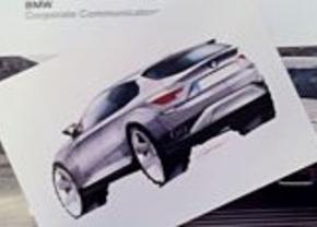 Teaser: BMW X4 Crossover-coupé