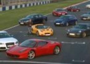 best driver's car 2010