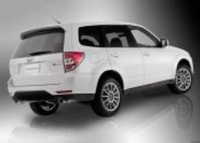 Automatisch: Subaru Forester S-Edition