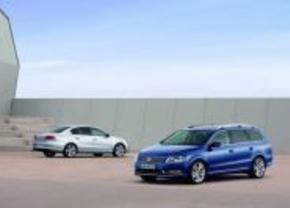 Extra beeldmateriaal: Volkswagen Passat B7 2011