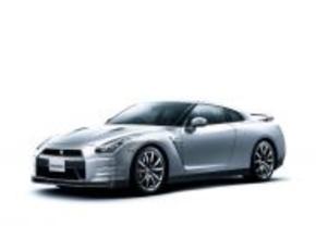 Nissan GT-R facelift 2010
