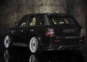 Range Rover Sport Mansory 2010