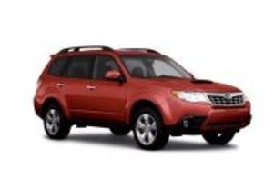 officieel Subaru Forester 2011