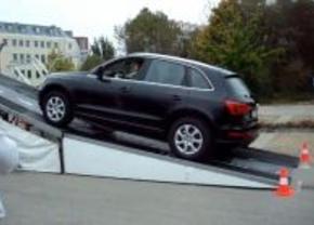 Heuveltje op: Audi niet, BMW wel