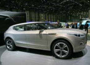 Lagonda concept SUV
