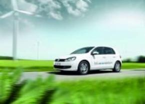 Volkswagen Blue-e-motion